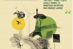 Le MENE participe au forum Women Leaders in Ecology&Development
